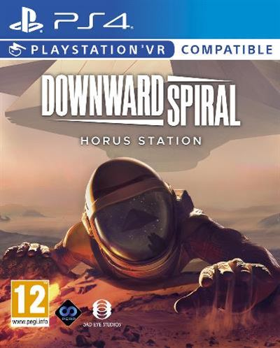 Downward Spiral: Horus Station VR PS4