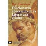 Diccionario abreviado de literatura