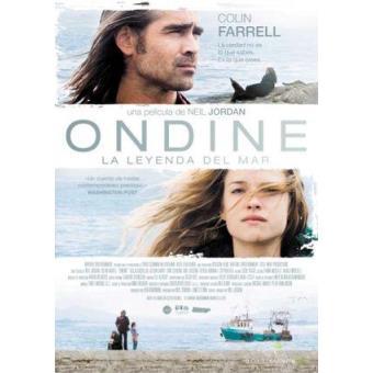 Ondine: La leyenda del mar - DVD