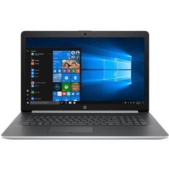 Portátil HP Notebook 17-by0006ns Plata