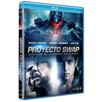 Proyecto Swap - Blu-Ray