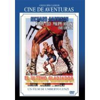 El último gladiador - DVD