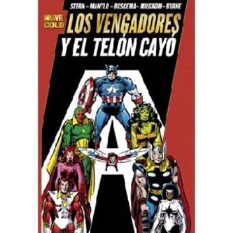 Los Vengadores 3. Y el telón cayó. Marvel Gold