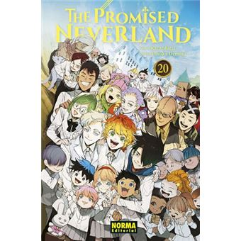 The Promised Neverland 20