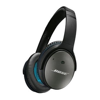 Auriculares Noise Cancelling Bose QC25 Negro/Azul