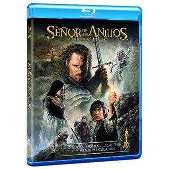 El Señor de los Anillos 3: El retorno del Rey - Blu-Ray