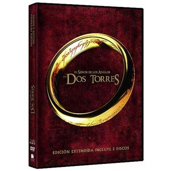 El Señor de los Anillos 2: Las dos torres - Ed extendida - DVD