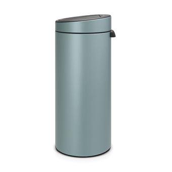 Cubo de basura Brabantia Touch Bin New 30 L Mint