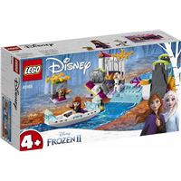 LEGO Disney Princess 41165 Frozen 2 - Expedición en Canoa de Anna