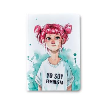 Cuquiland - Cuaderno Yo soy feminista