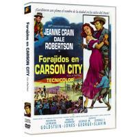 Forajidos en Carson City - DVD