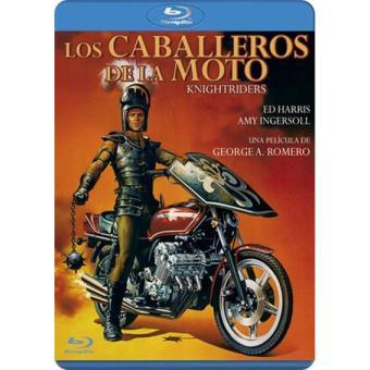 Los caballeros de la moto - Blu-Ray