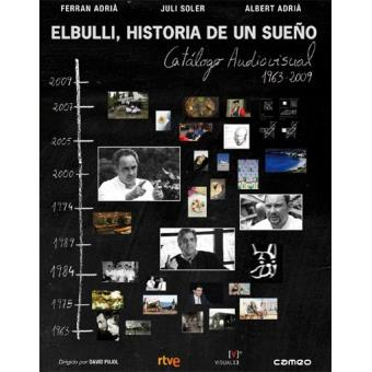 Pack elBulli, historia de un sueño - DVD