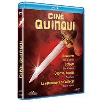 Pack Cine Quinqui - 4 Películas - Blu-Ray