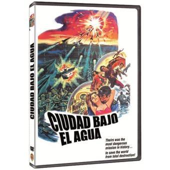 Ciudad bajo el agua - DVD