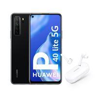 Huawei P40 Lite 5G 6,5'' 128GB Negro + Freebuds