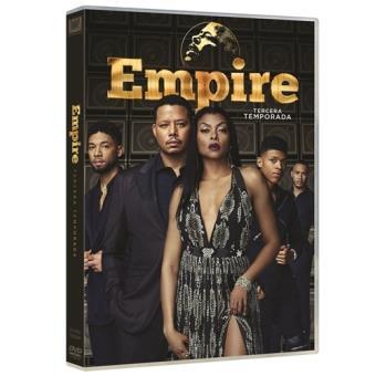 Empire  Temporada 3 - DVD