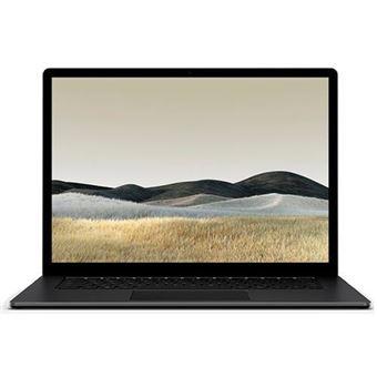 Microsoft Surface Laptop 3 15'' AMD Ryzen 5 8GB 256GB Negro