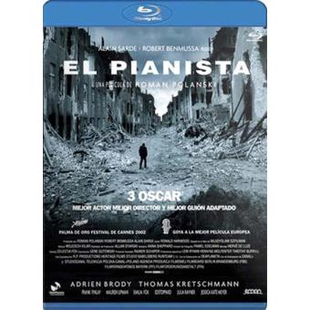 El pianista - Blu-Ray
