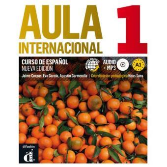 Aula internacional 1 Nueva edición (A1) - Libro del alumno + mp3