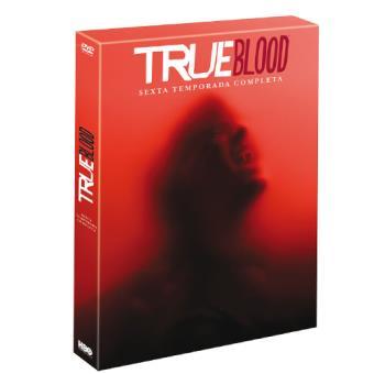 True Blood  Temporada 6 - DVD
