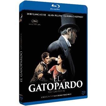 El Gatopardo - Blu-Ray