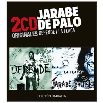 Depende / La Flaca - 2 CDs