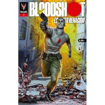 Bloodshot Espíritu Renacido 7 Grapa