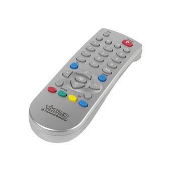 Vivanco UR2 Mando a Distancia Universal para TV-TDT