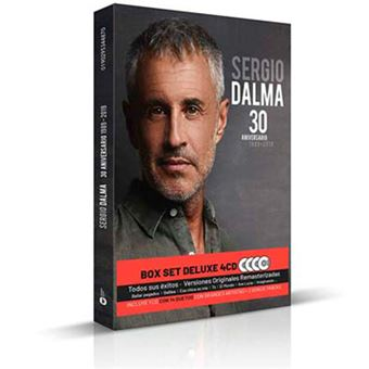 Box Set 30 aniversario 1989-2019 - 4 CDs