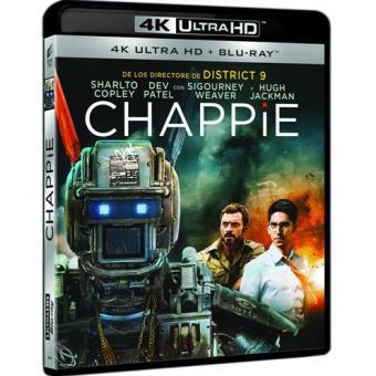 Chappie - UHD + Blu-Ray