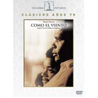 Como el viento - DVD