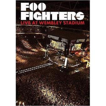 DVD Live At Wembley Stadium