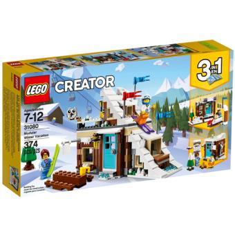 LEGO Creator -  Refugio de invierno modular