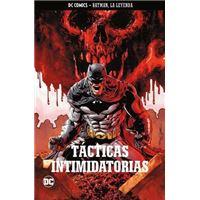 Batman, la leyenda 09. Tácticas intimidatorias