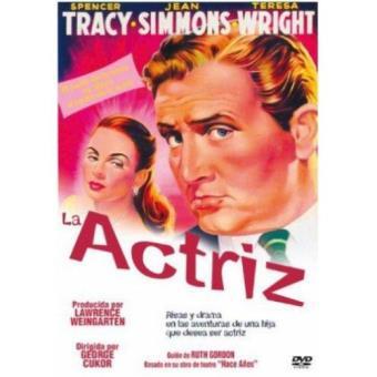 La actriz - DVD