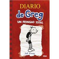 Diario de Greg 1 - Un pringao total
