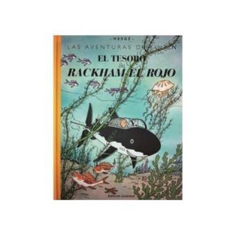 Tintín y el tesoro de Rackham el rojo. Gran formato