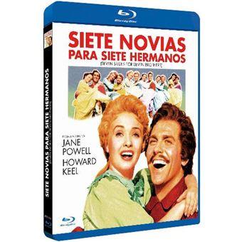 Siete novias para siete hermanos - Blu-ray