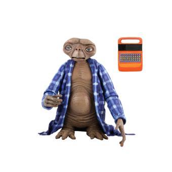 Figura E.T. - E.T. con camisa