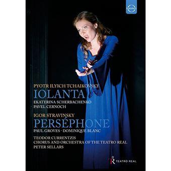 Tchaikovsky - Iolanta / Stravinsky - Perséphone - 2 DVD