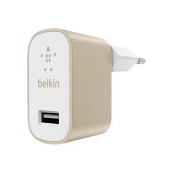 Belkin Cargador doméstico USB Mixit Oro