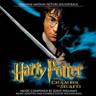 Harry Potter and the Chamber of Secrets B.S.O. - 2 vinilos