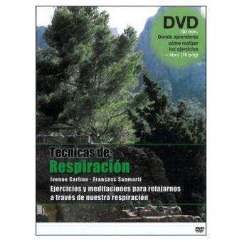 Técnicas de respiración - DVD