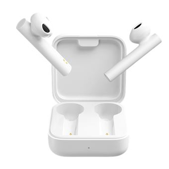 Auriculares Bluetooth Xiaomi Mi 2 Basic True Wireless Blanco