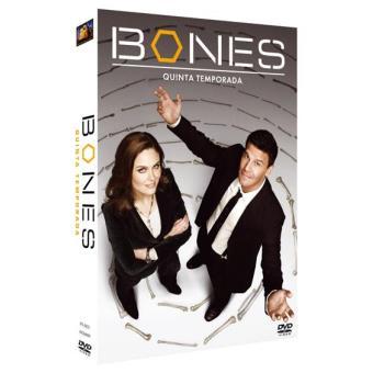 Bones  Temporada 5 - DVD