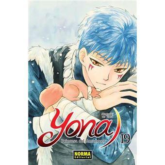 Yona, Princesa del amanecer 19