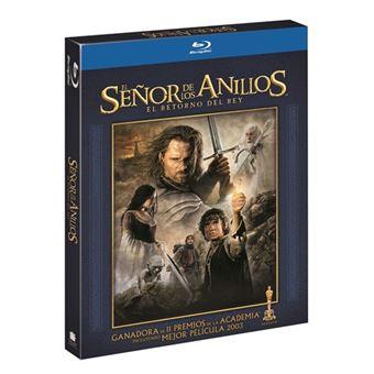 El Señor de los Anillos 3  El retorno del Rey - Ed Digibook Blu-Ray