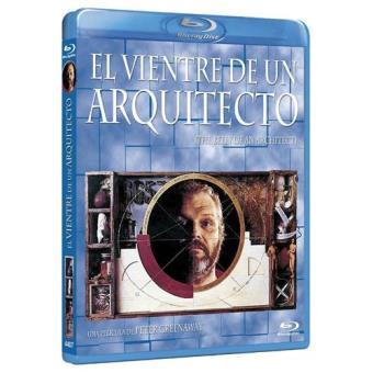 El vientre del arquitecto - Blu-Ray