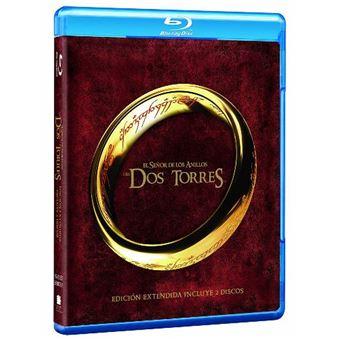El Señor de los Anillos 2: Las dos torres - Ed extendida - Blu-Ray